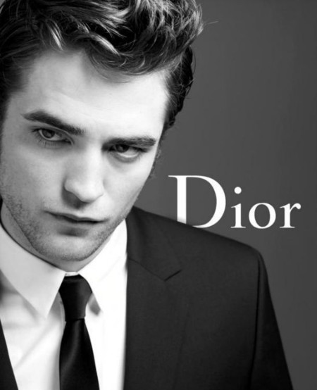 Moda para hombres: Robert Pattison cumple con Dior