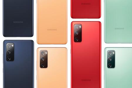Samsung Galaxy S20 Fe Rendimiento
