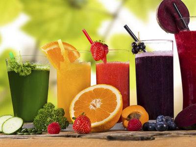 ¿Por qué un pieza de fruta es más sana que un zumo?