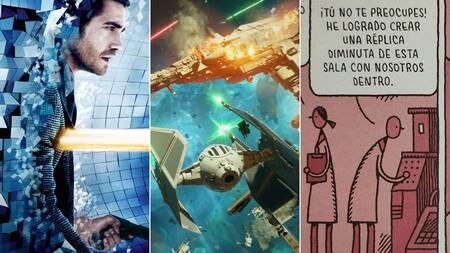 Seis planes imprescindibles para el fin de semana: 'Código fuente', 'Star Wars: Squadrons', 'Bloodshot' y mucho más