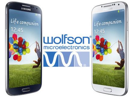 Samsung elige la tecnología de audio de Wolfson para futuros dispositivos Galaxy