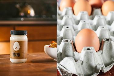 """Así es la guerra de la industria del huevo contra la """"falsa mayonesa"""" vegana en Estados Unidos"""