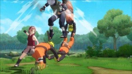'Naruto Shippuden: Ultimate Ninja Storm 2': gráficos impresionantes en su nuevo tráiler