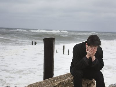 Una teoría de cómo la ansiedad cambio a depresión
