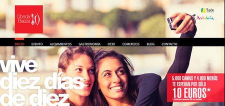 10 días con ofertas a 10 euros para celebrar el 10º aniversario de Úbeda y Baeza