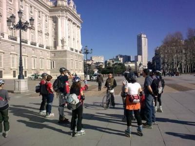 Deporte y cultura de la mano de MadridPatina