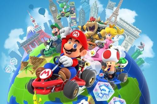 Análisis de Mario Kart Tour: luces, sombras (y tuberías de botín) al reformular Mario Kart pensado en los jugadores de móvil