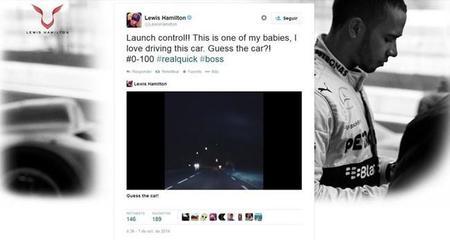 ¿Qué necesidad hay de hacer esto, señor Lewis Hamilton?
