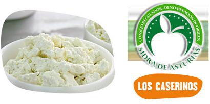 Primer queso a la sidra de Asturias en breve
