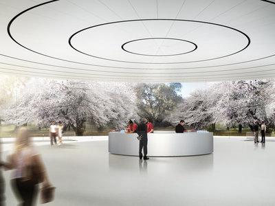 Apple está planeando construir otro complejo de oficinas más, esta vez en la costa este de los Estados Unidos
