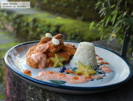 Receta. Lomo de cerdo almendrado fácil y delicioso