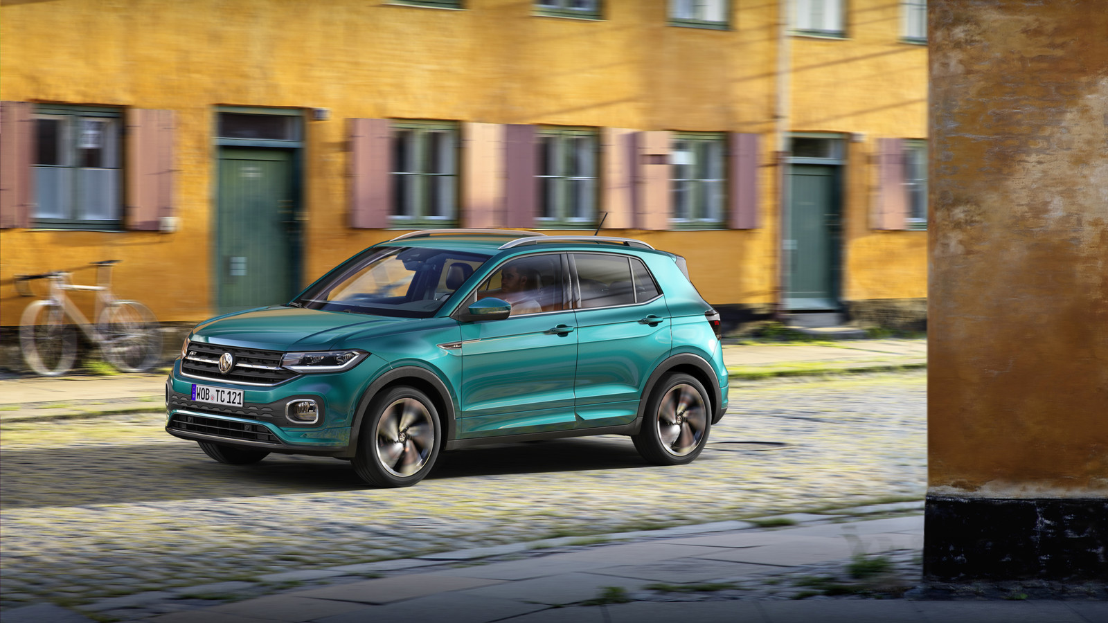 Foto de Volkswagen T-Cross 2019 (6/55)