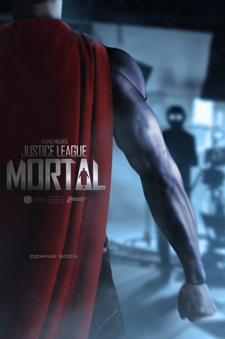 Póster del documental sobre Justice League Mortal