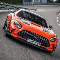 El Mercedes-AMG GT Black Series ya tiene precio en Alemania: 335.240 euros para los 730 CV de un coche de calle que es casi un GT3