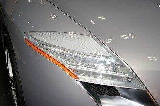 Detalle de los LEDs delanteros