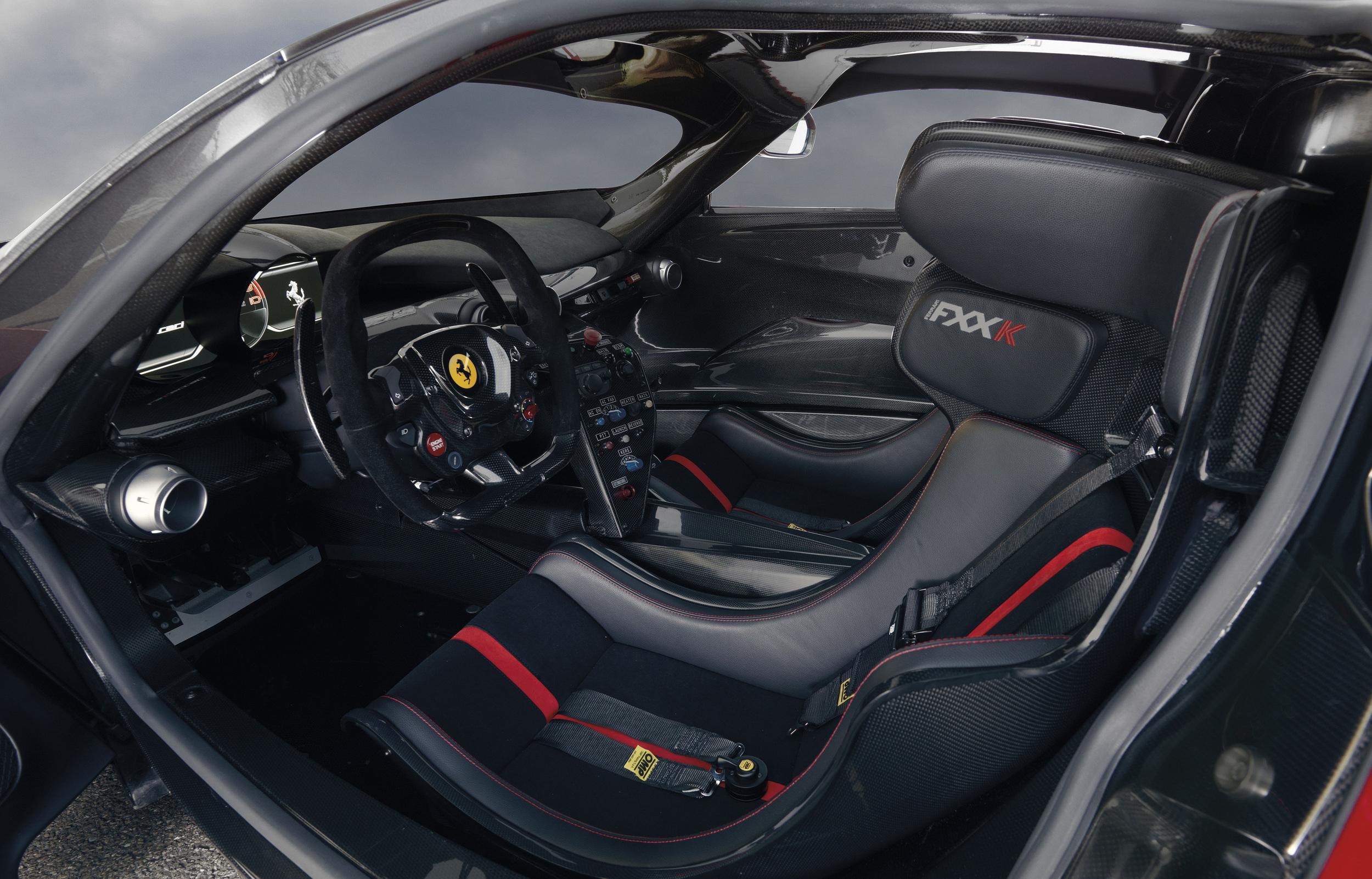 Foto de Ferrari FXX K (1/5)