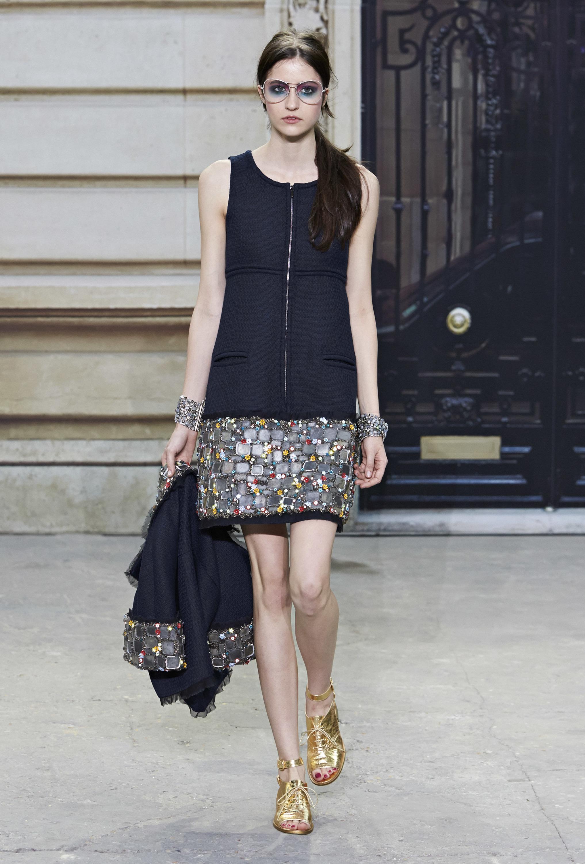 Foto de Chanel colección primavera-verano 2015 (7/8)