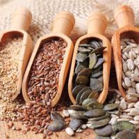 Conoce cuánto calcio pueden sumar las semillas a tu dieta