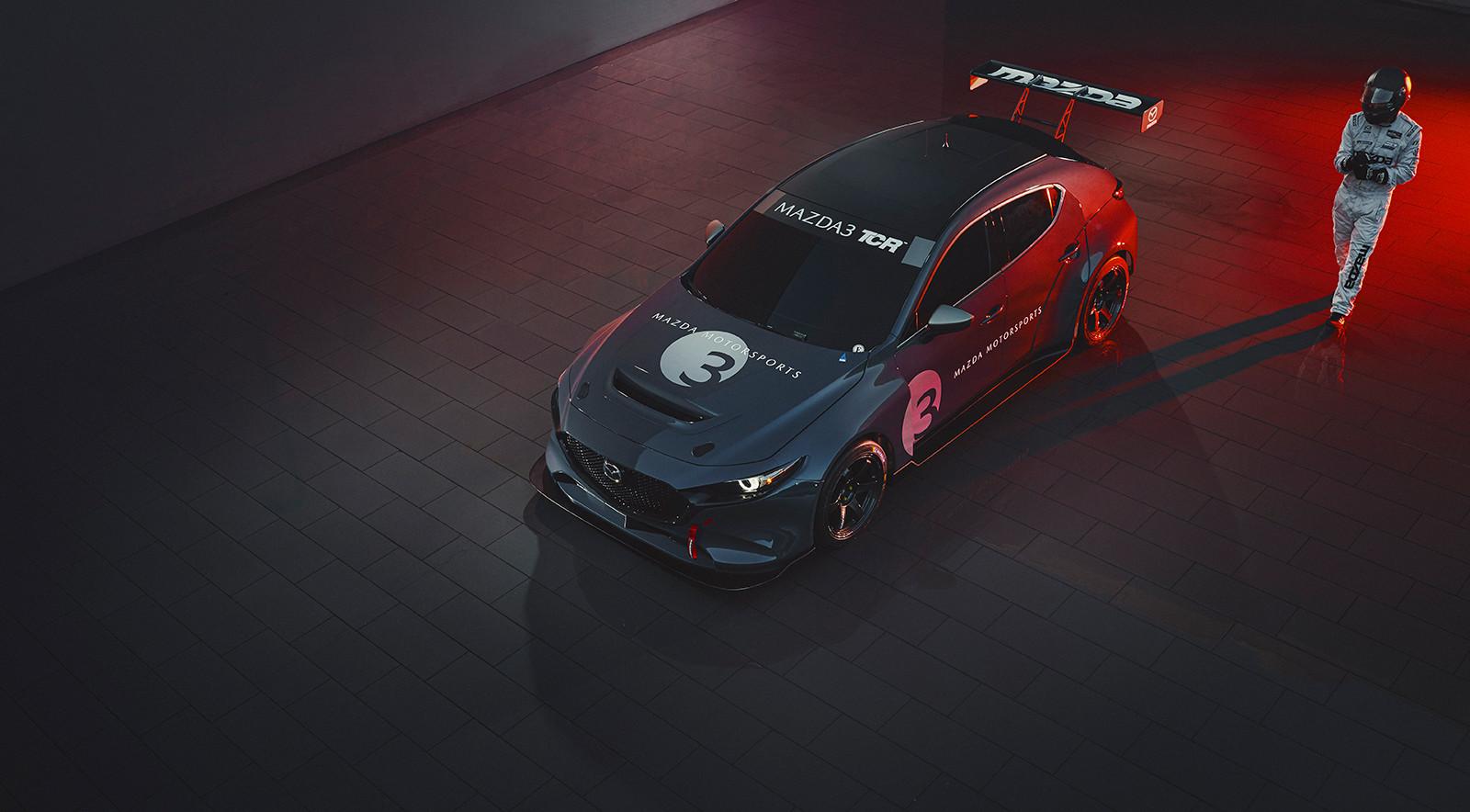 Foto de Mazda3 TCR 2020 (9/10)