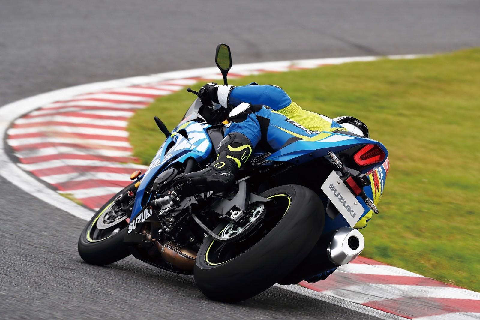 Foto de Suzuki GSX-R1000 2019 (40/78)