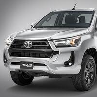 Toyota Hilux 2021: Precios, versiones y equipamiento en México