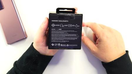 Samsung Galaxy Buds Pro Filtracion Caracteristicas Video