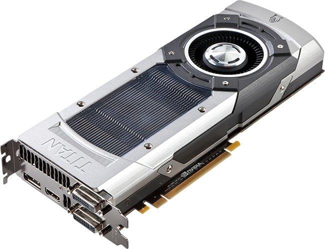 NVidia GTX Titan