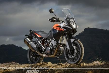 KTM 1050 Adventure, prueba (características y curiosidades)