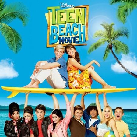 La banda sonora de Teen Beach Movie está llena de ritmos de los años 60