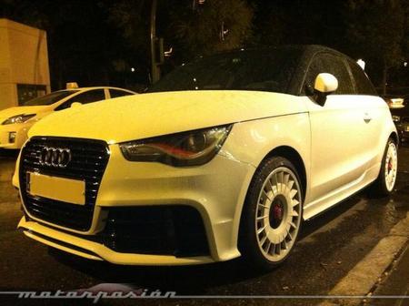 Audi A1 Quattro, la exclusividad ya se pasea por Madrid