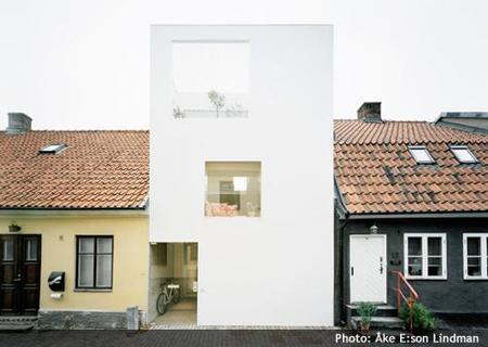 casas que inspiran - townhouse - exterior