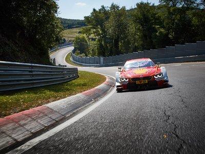 Augusto Farfus nos regala una vuelta endemoniada al Nordschleife en el BMW M4 DTM