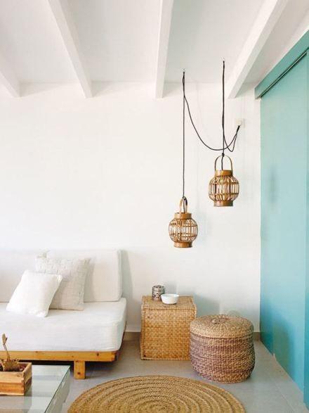 Calor, calor... 7 ideas decorativas para refrescar la casa