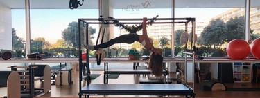 El entrenamiento de Pilates de Sara Carbonero que le ayuda a tener un core fuerte y evitar los dolores de espalda
