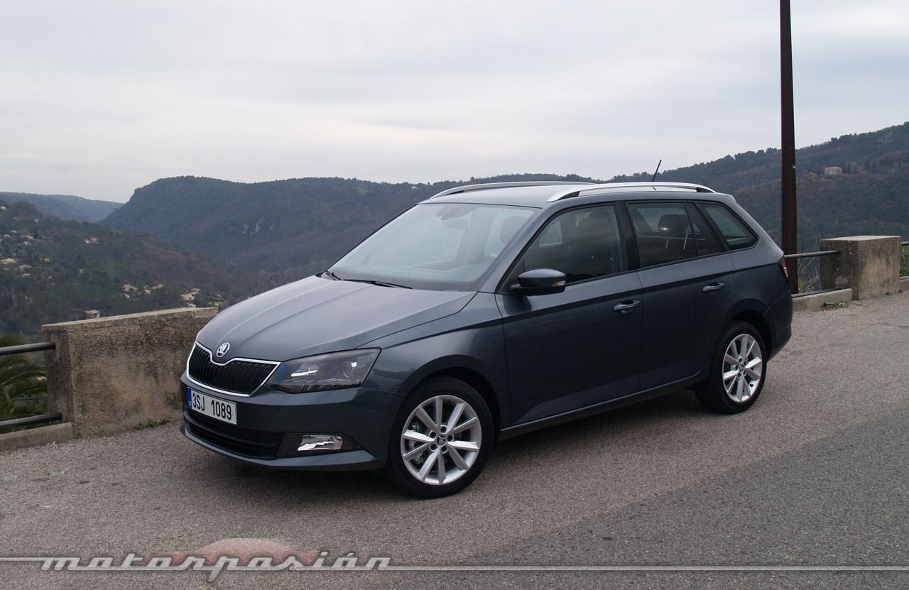 Foto de Škoda Fabia Combi 2015 (toma de contacto) (1/16)