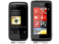 HTC 7 Mozart y 7 Trophy, el 21 de octubre con Orange y Vodafone respectivamente