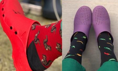 Jimmy Lion lanza una preciosa iniciativa para donar calcetines a médicos, enfermeros y personal sanitario
