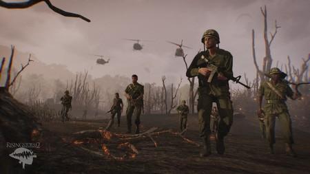 Rising Storm 2: Vietnam y Surviving Mars se pueden jugar gratis durante este fin de semana en Steam