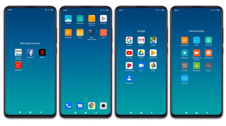 Xiaomi Mi 9t Pro Escritorio Fabrica