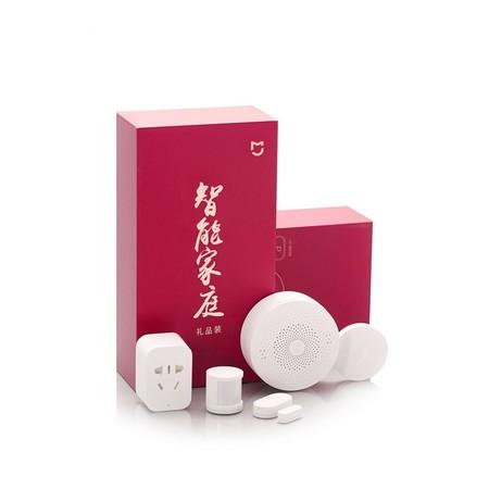 Domótica asequible para tu hogar con el Xiaomi Smart Home Kit Gateway por sólo 38,96 euros
