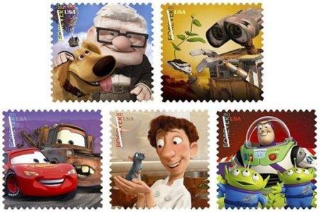Sellos de Pixar