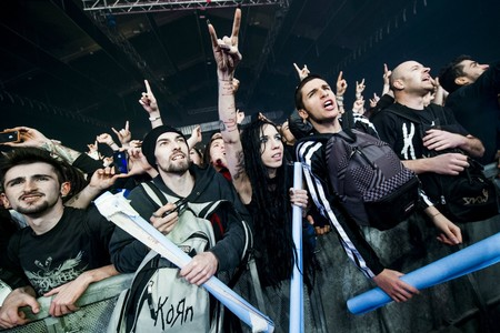 Korn Concert