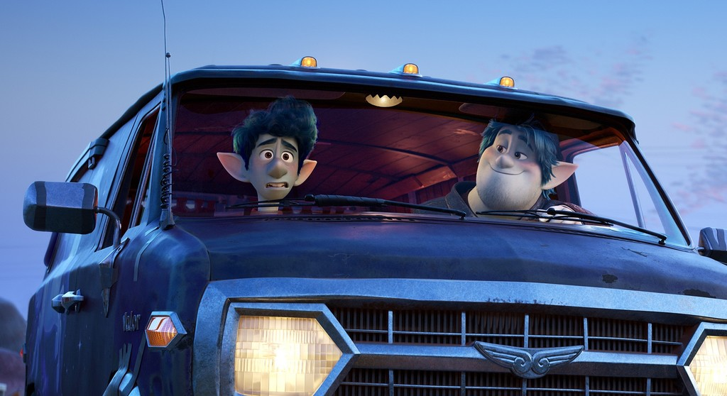 Pixar presents the first images of