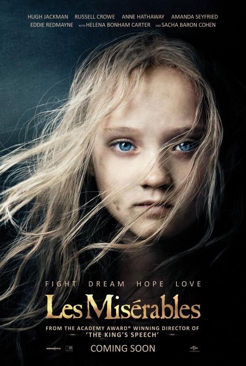 Foto de 'Los Miserables', carteles de la película (3/11)