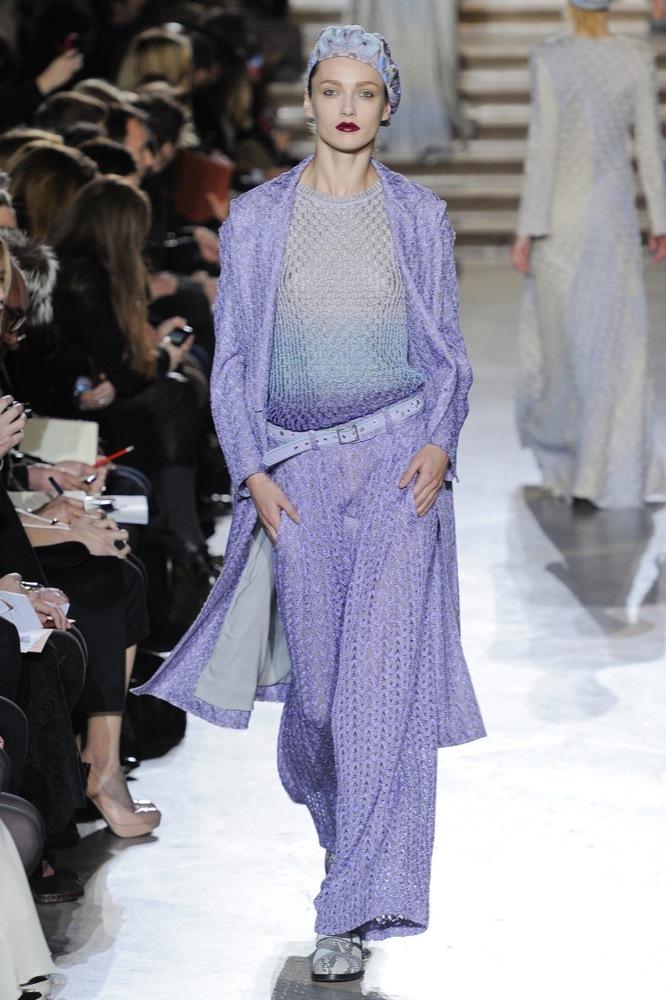 Foto de Missoni en la Semana de la Moda de Milán Otoño-Invierno 2011/2012: color boho chic (27/33)
