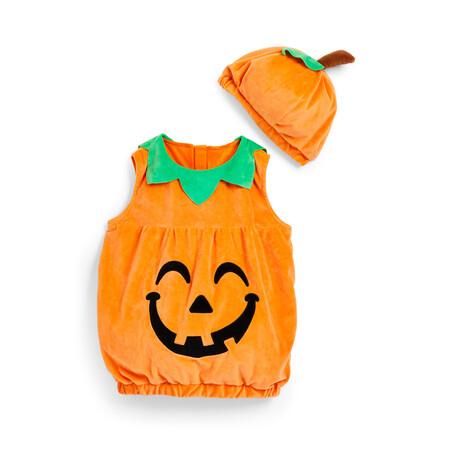 Kimball 8396802 01 Baby Orange Pumpkin Costume Gbp12 Eur15 Pln65 Czk390