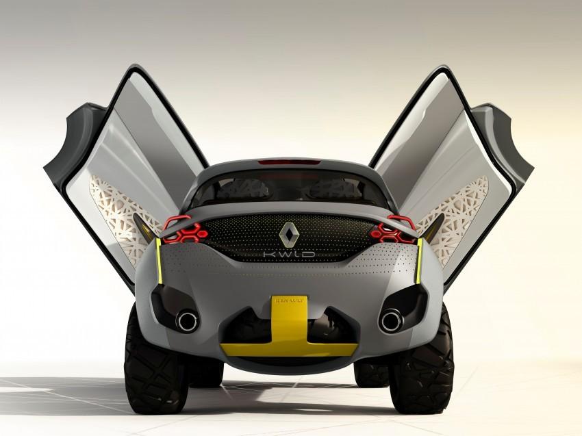 Foto de Renault KWID (6/11)