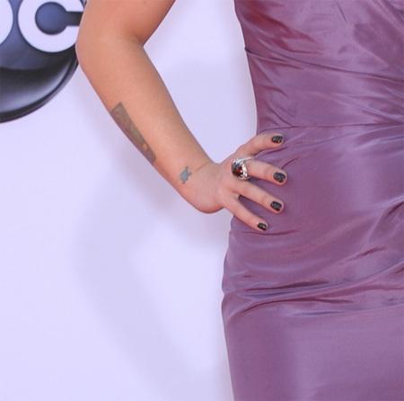 Kelly Osbourne Emmys 2012