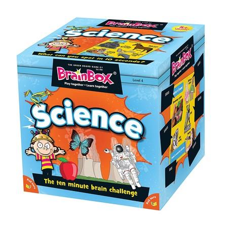 Brainbox Science Juego De Memoria Para Ninos A Partir De 8 Anos Por