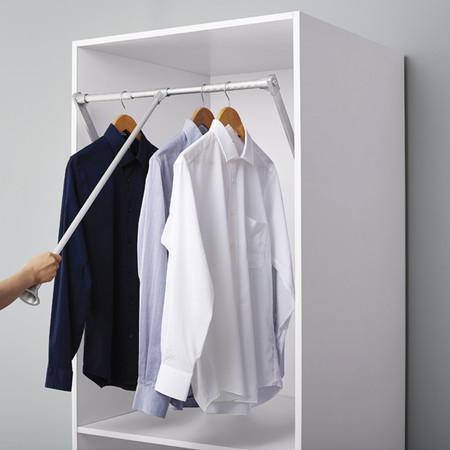 trucos para colgar ropa
